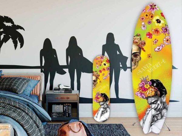 Visuels Skate-Board et Surf1
